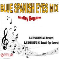 BLUE SPANISH EYES MIX (Beguine)